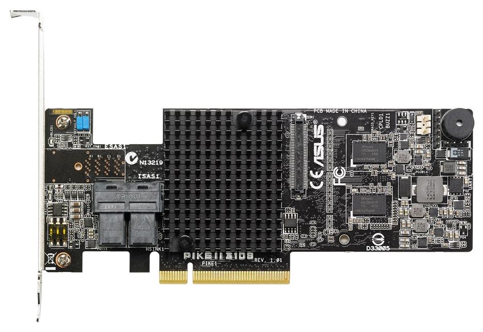 PCI e RAID контроллер Asus PIKE
