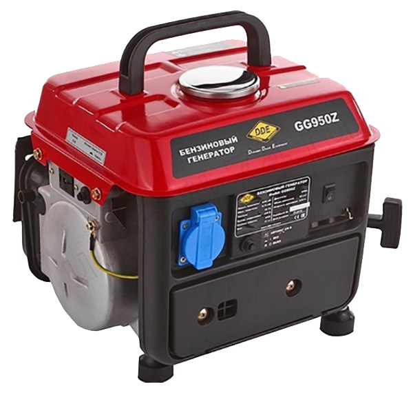 Бензиновый генератор DDE GG 950 Z
