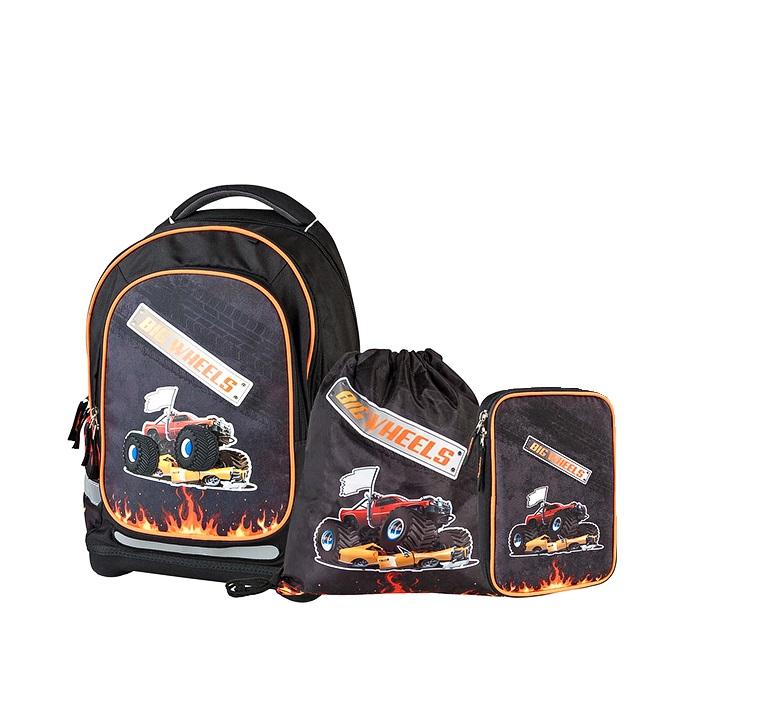 Рюкзак детский Target супер легкий  Большие