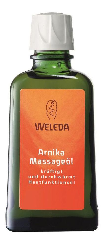 Масло для тела WELEDA с арникой