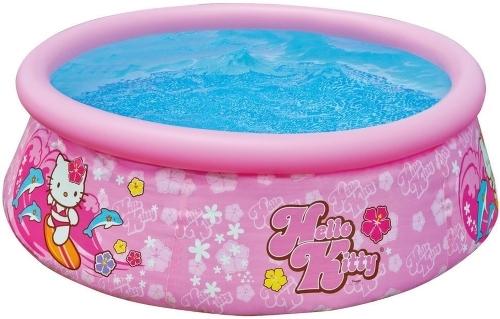 Бассейн надувной Intex Easy Set Hello Kitty 183х51 см