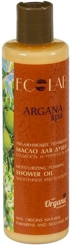 Увлажняющее пенящееся масло для душа EO LABORATORIE Argana