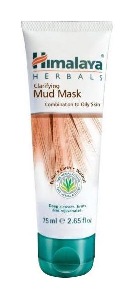 Маска для лица Himalaya Herbals Clarifying Mud Mask 75 мл фото