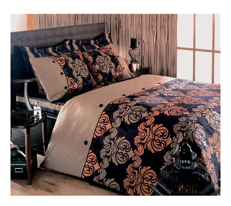 Комплект постельного белья Tete-a-tete premium sateen полутораспальный Т-0037 фото