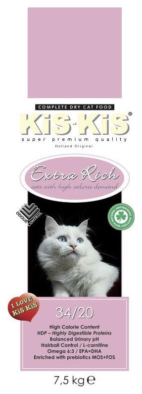 Сухой корм для кошек KiS KiS Extra
