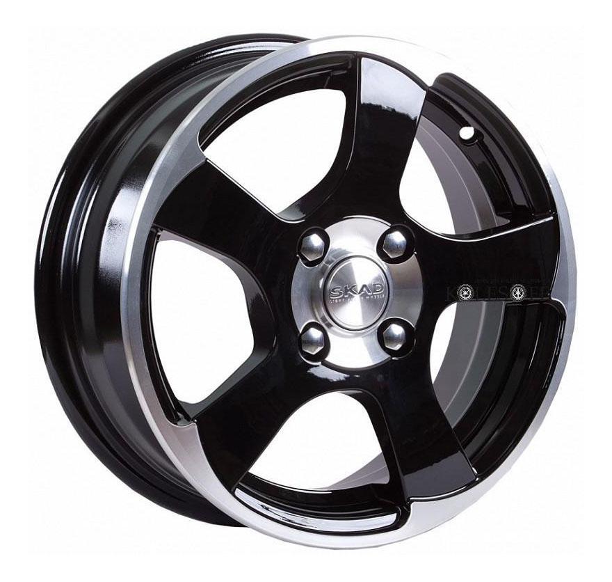 Колесные диски SKAD Акула R16 6J PCD4x100 ET45 D60.1 (WHS097089) фото