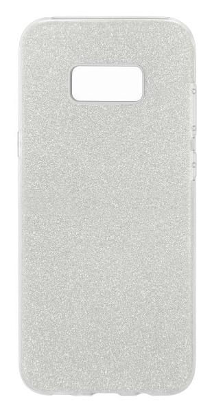 Чехол-накладка Remax Glitter для Samsung Galaxy S8 Plus Серебристый