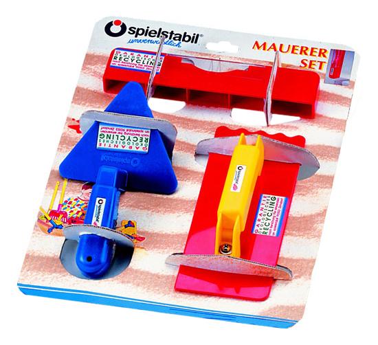 Набор игрушечных инструментов Spielstabil Mauerer set