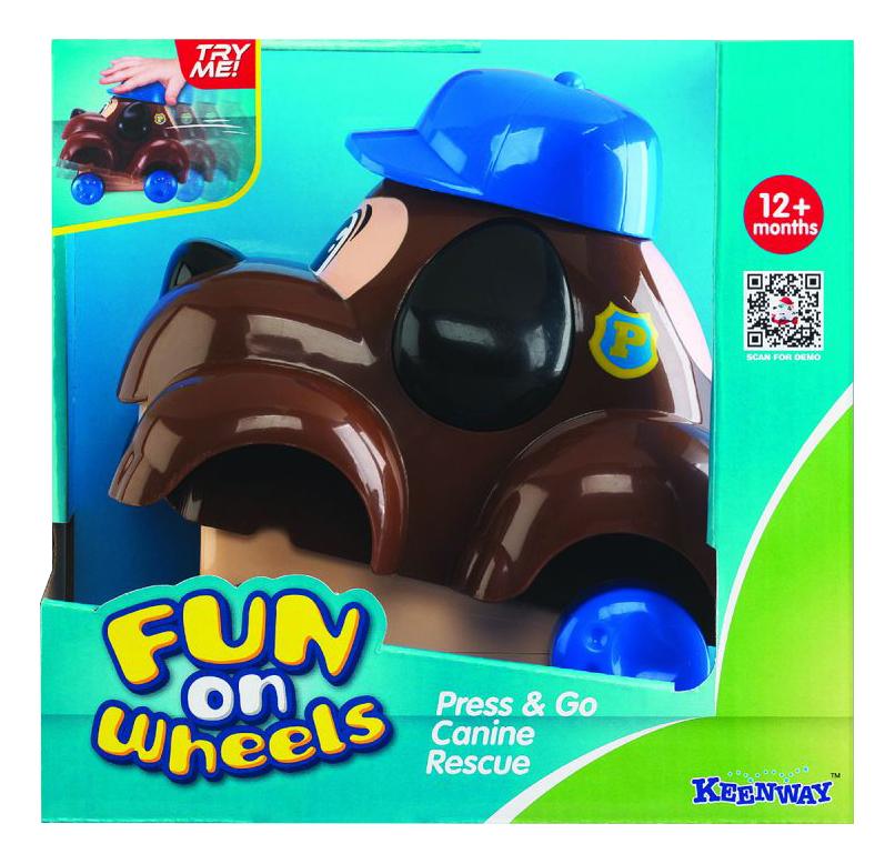 Развивающая игрушка Keenway Полицейская собака