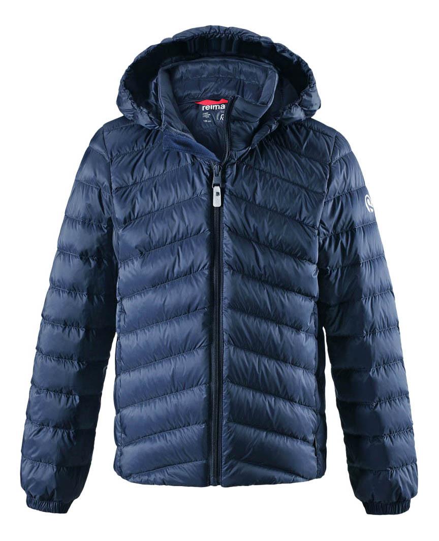 Куртка Reima пуховая для мальчика Falk синяя