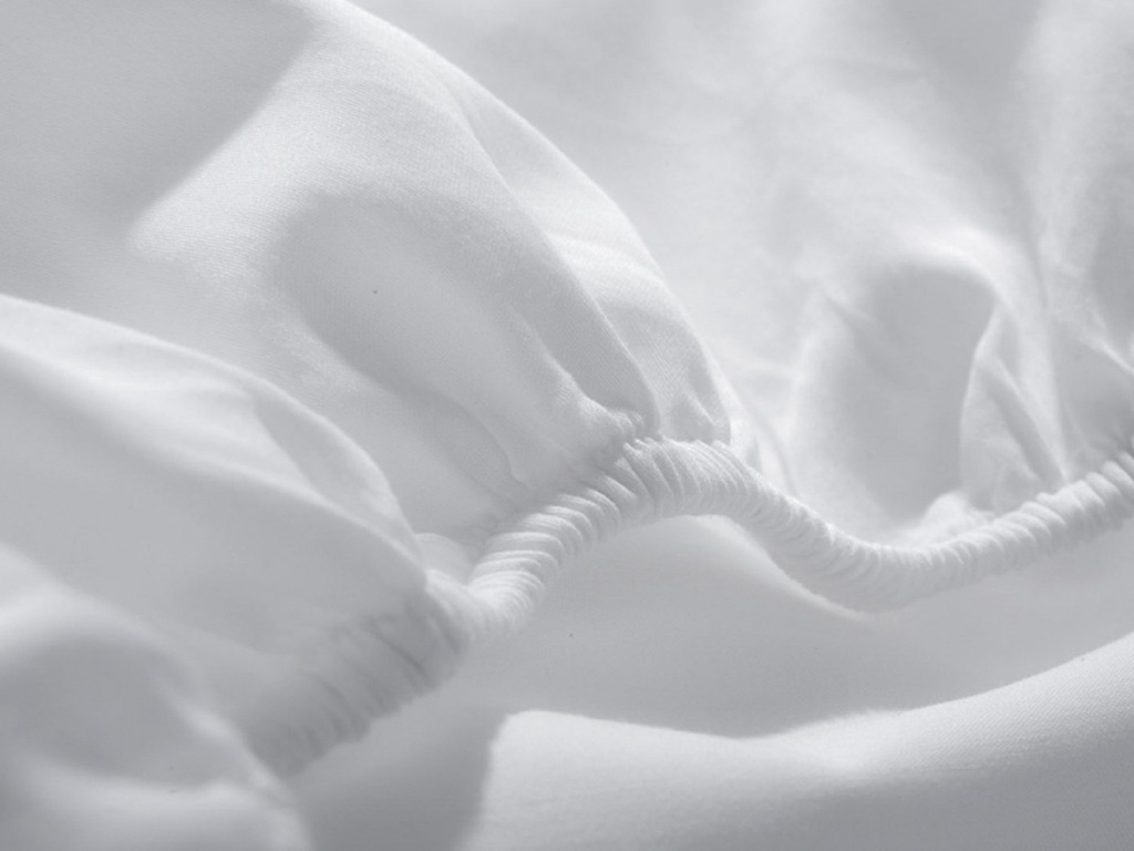 Простыня SIESTA HOME 160х200 см Белый