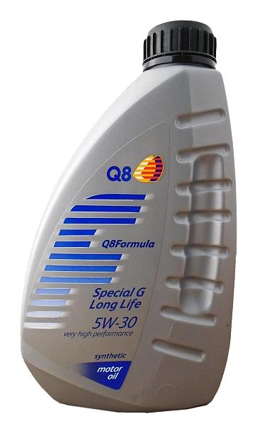 Моторное масло Q8 Oils Formula Special