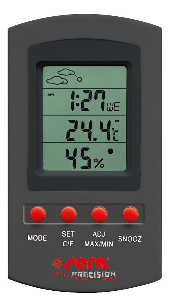 Термометр для террариума sera  50 70°C