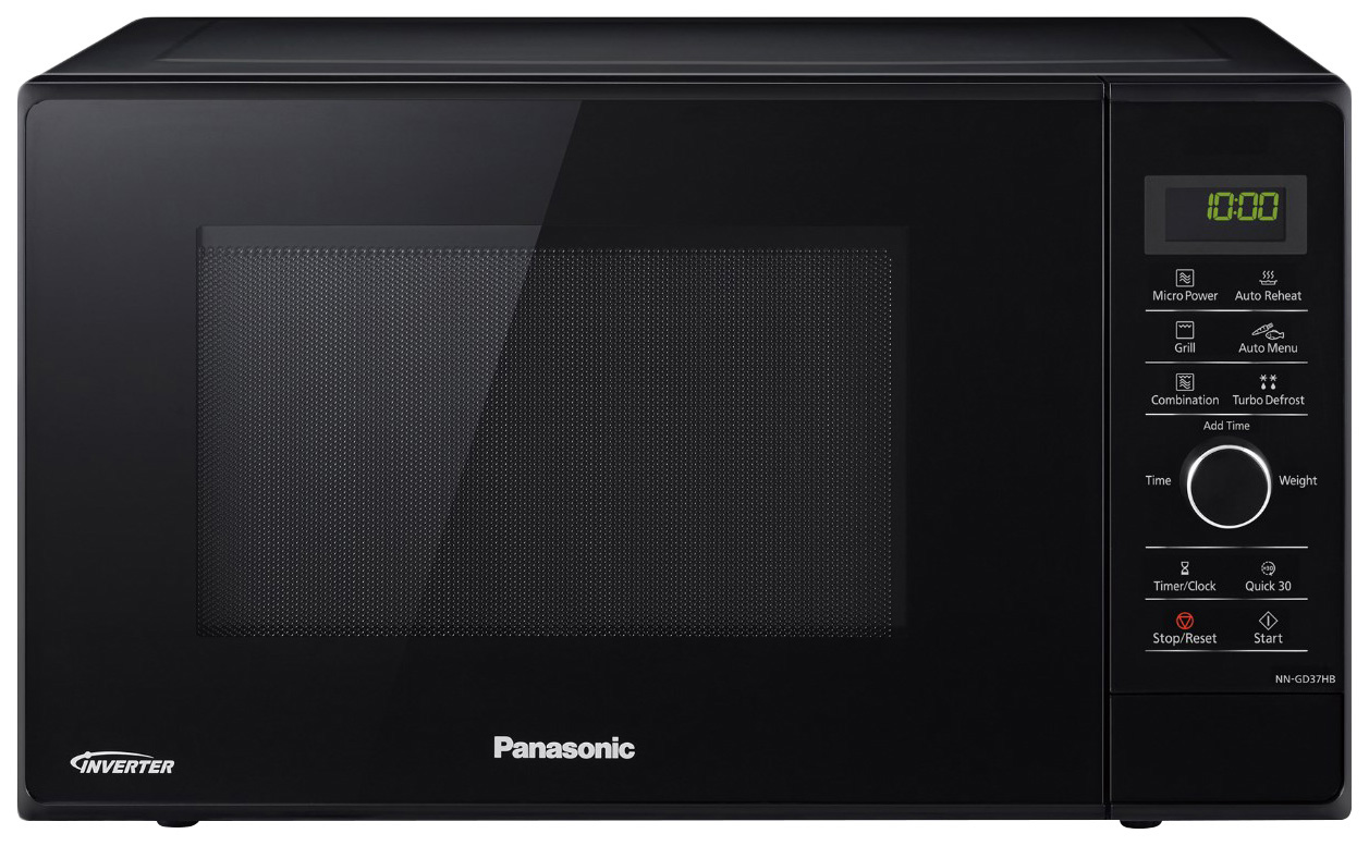 Микроволновая печь с грилем Panasonic NN GD37HBZPE