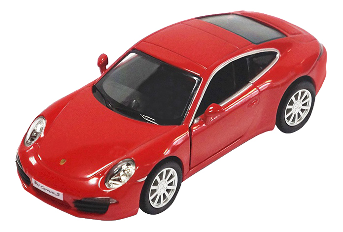 Купить Коллекционная модель Porsche 911 Carrera S RMZ City 554010 1:32, Коллекционные модели
