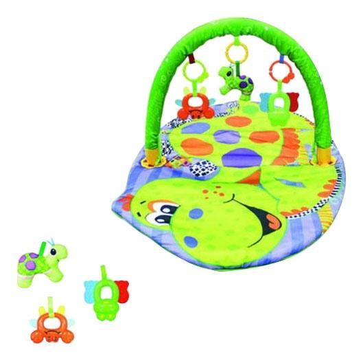 картинка Развивающий коврик с игрушками Динозаврик Shantou Gepai M6473 от магазина Bebikam.ru