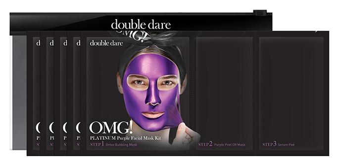 Маска для лица Double Dare OMG! Глубокое увлажнение