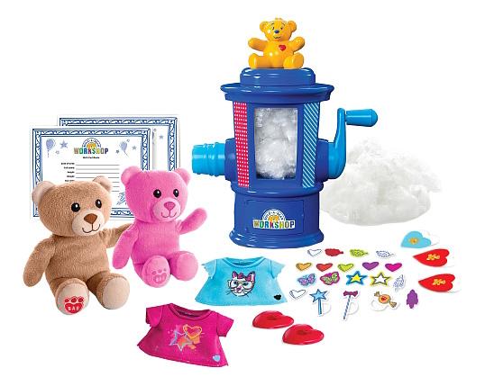 Игровой набор Build-a-Bear Студия мягкой игрушки