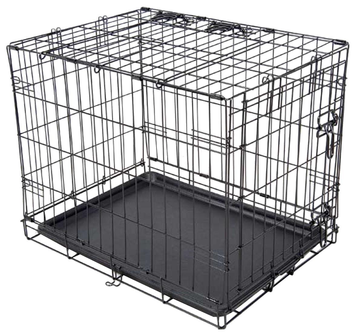 Клетка для собак Savic металл 61х44х50 см