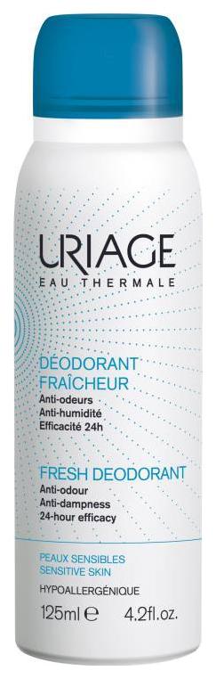 Дезодорант Uriage Освежающий с квасцовым камнем