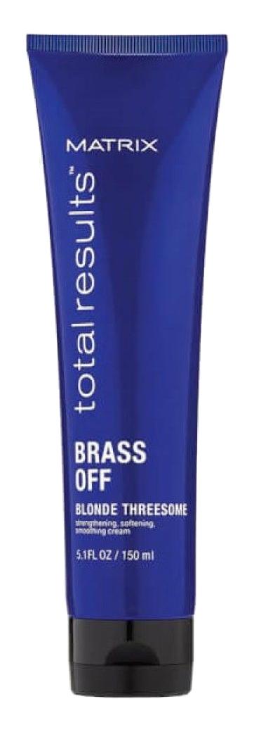Крем для волос Matrix Total Results Brass Off 150 мл