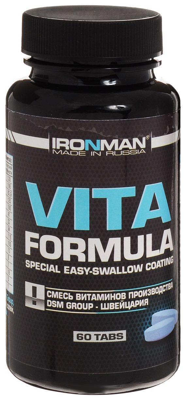 Витаминно минеральный комплекс Ironman VITA Formula