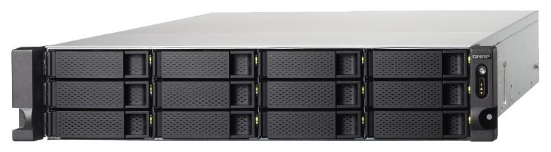 Сетевое хранилище данных QNAP TS 1253BU 4G
