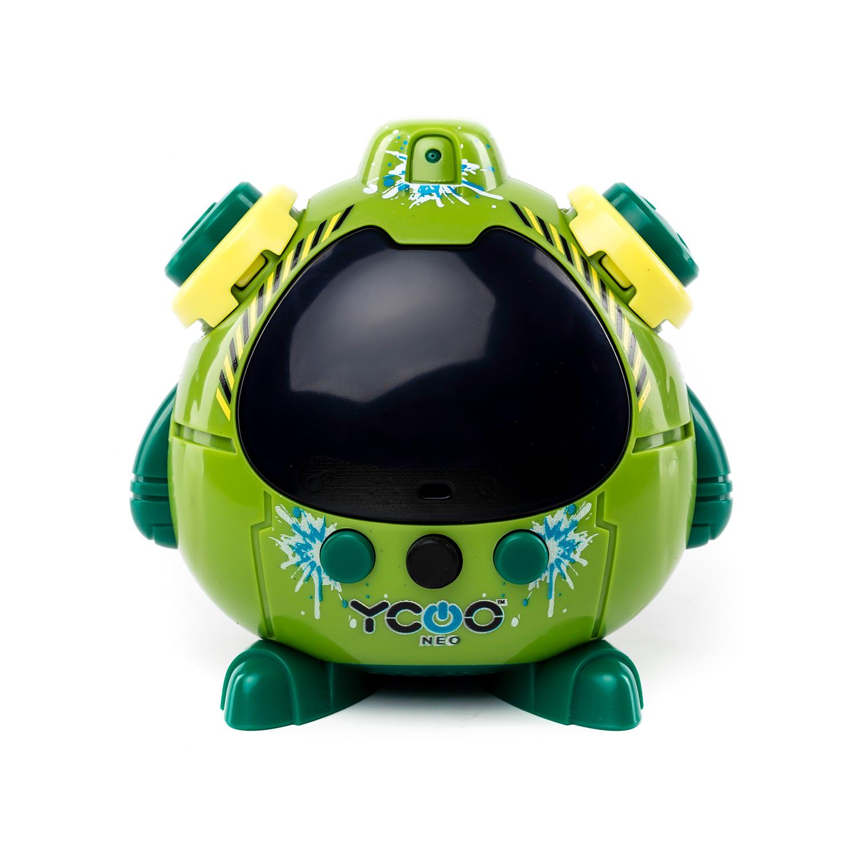 Радиоуправляемый робот Silverlit Квизи зеленый