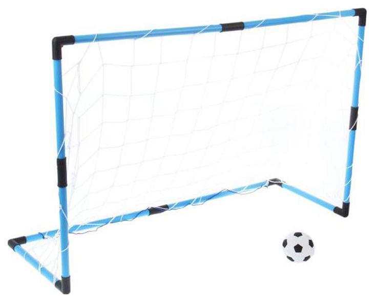 Ворота футбольные Sima-Land «Веселый футбол»
