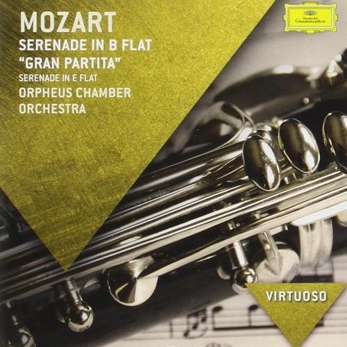 "Orpheus Chamber Orchestra ""Mozart: Serenade In B Flat - ""Gran Partita"""" Медиа"