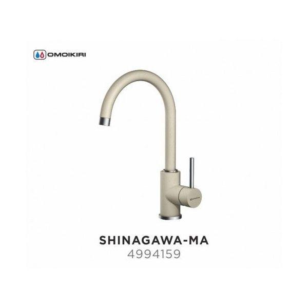 Смеситель OMOIKIRI Shinagawa-MA