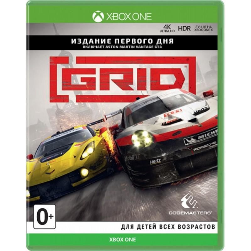 Игра Grid Day One Edition для Xbox