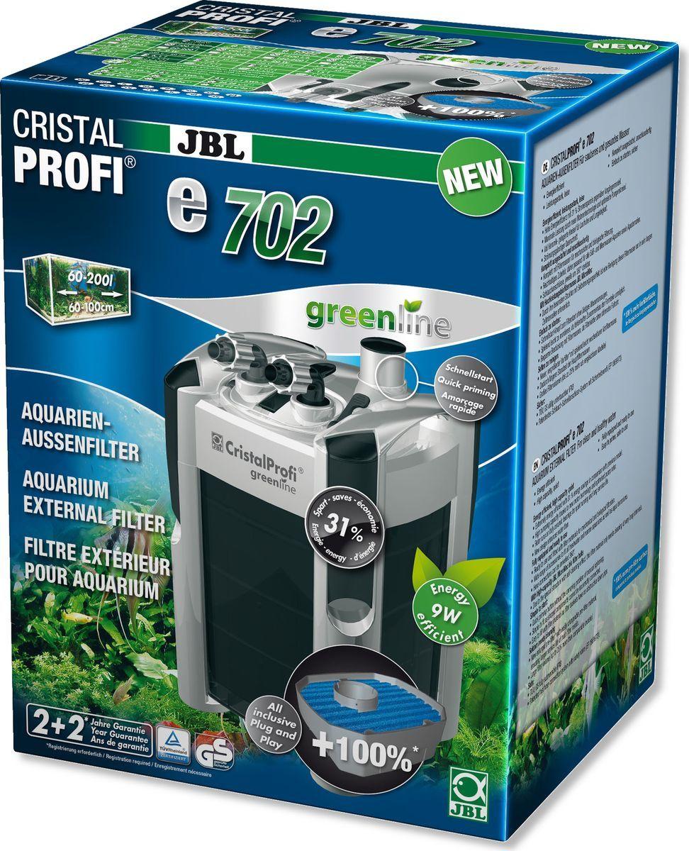 Фильтр для аквариума внешний JBL CristalProfi e702,