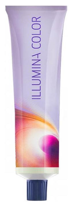 Краска для волос Wella Illumina Color 10/05 Яркий блонд натуральный махагон 60 мл