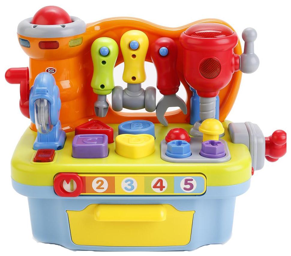 Купить Игровой набор Play Smart Умелый мастер, PLAYSMART, Детские мастерские