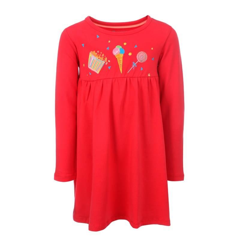 Купить Платье KOGANKIDS, цв. красный, 92 р-р, Детские платья и сарафаны