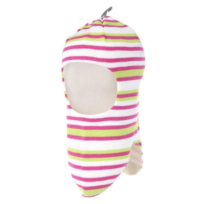 Шапка-шлем Snappy Vilukissa, цв. розовый, 54 р-р