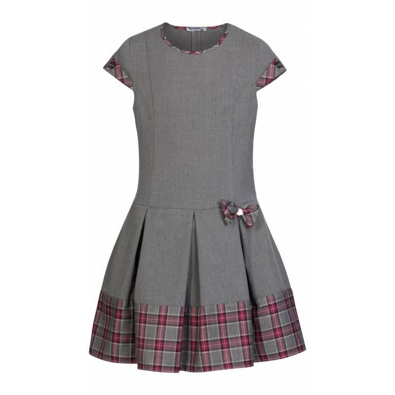 Купить Сарафан SkyLake, цв. серый, 38 р-р, Детские платья и сарафаны