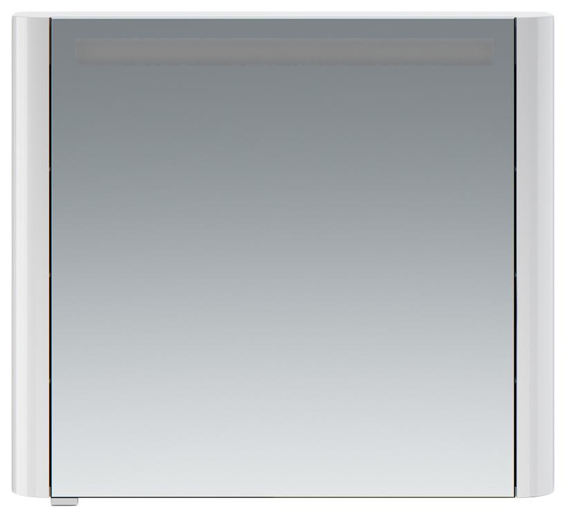 Зеркало, зеркальный шкаф, левый, 80 см