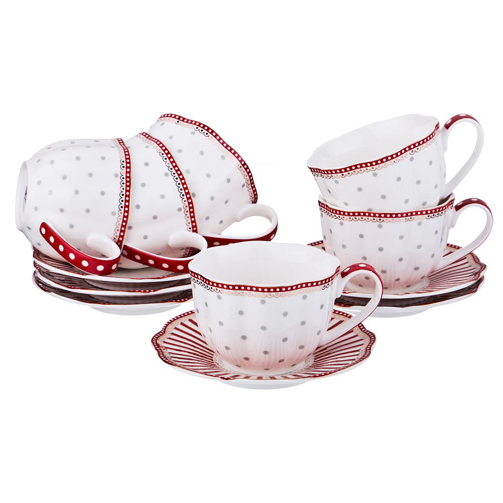 Чайный сервиз Lefard Lucy на 6 персон