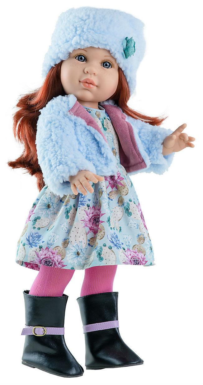 Купить Кукла Бекки, 42 см, Paola Reina, Классические куклы