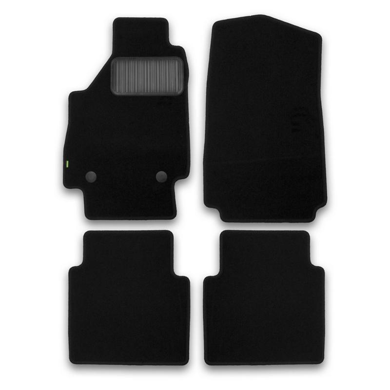 Коврики в салон Klever Standard для SUBARU XV 2011-2016, 4 шт. текстиль