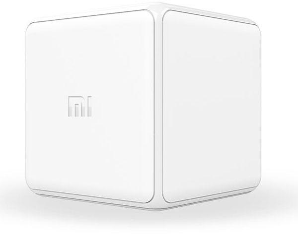 Контроллер Xiaomi Aqara Cube для умного дома (White) фото