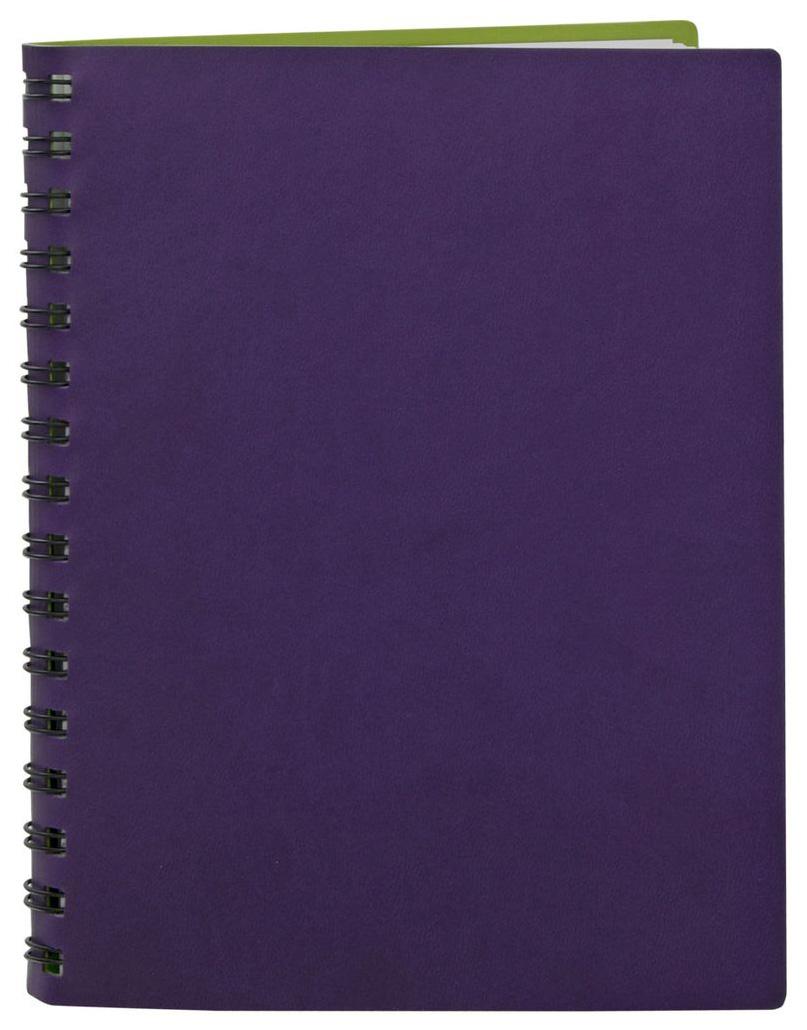 Ежедневник датированный на 2020 год Casual, А5, 168 листов, клетка, фиолетовый
