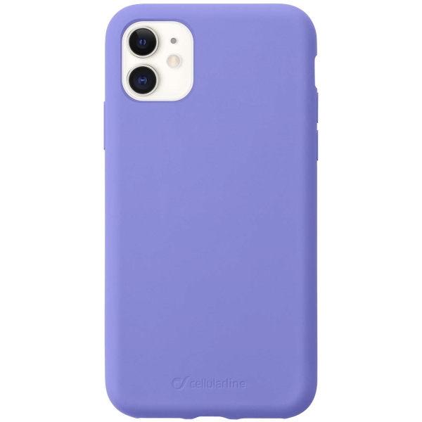 Чехол Cellular Line Sensation для Apple iPhone 11 Purple