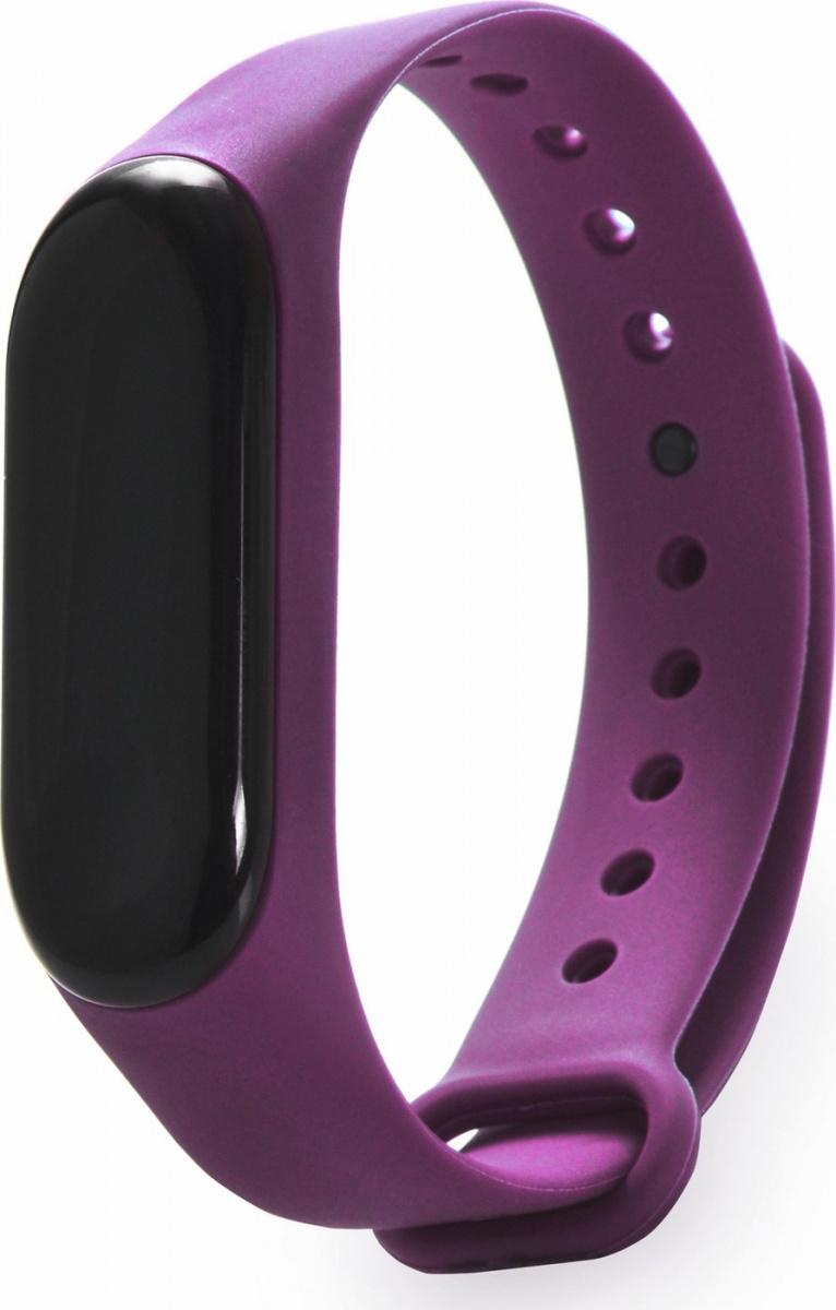 Ремешок Gurdini для фитнес браслета Xiaomi Mi Band 3 Purple