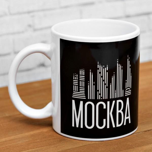Кружка «Москва. Город, который не спит»,300 мл. Sima-Land
