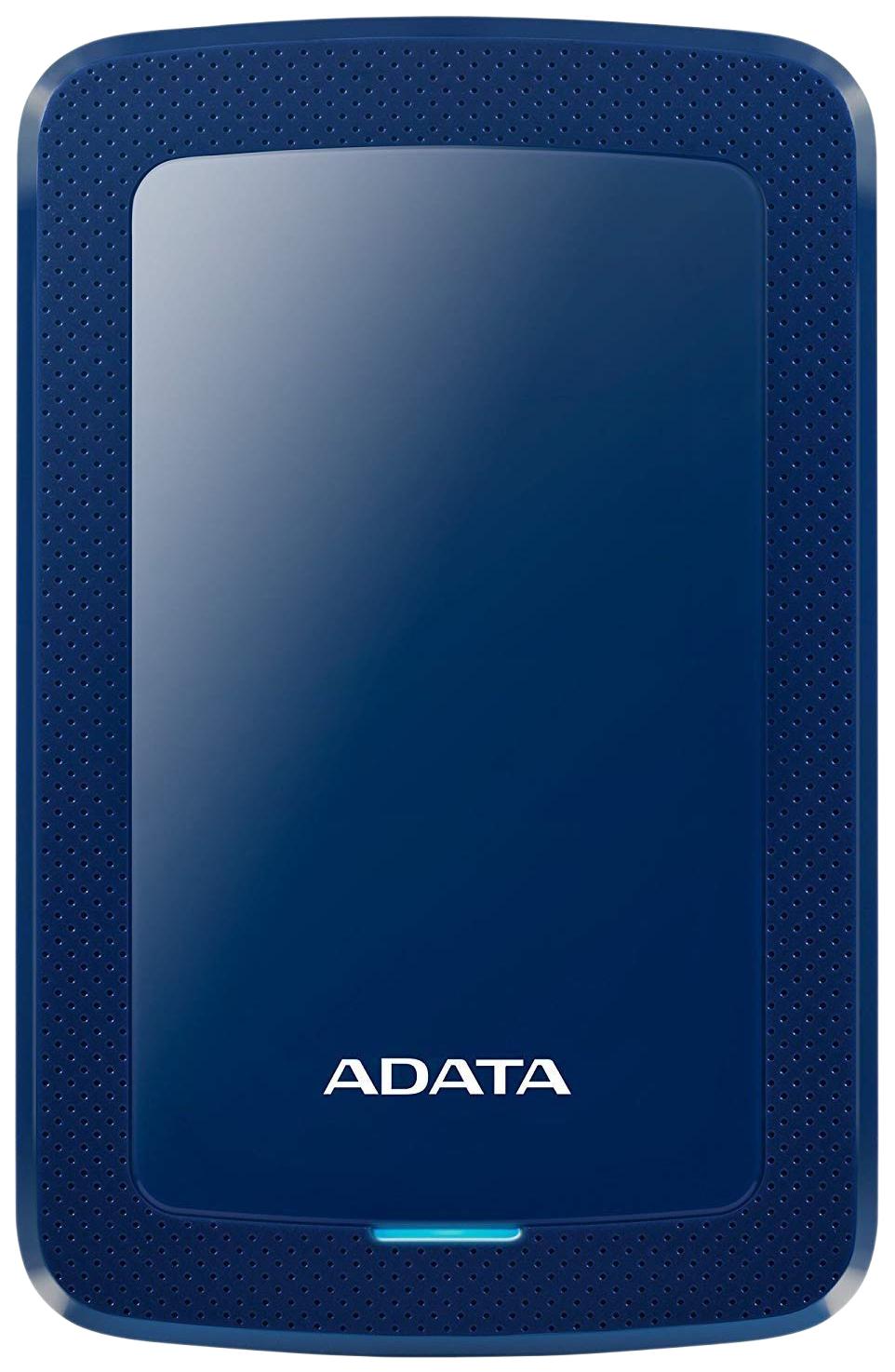 Внешний диск HDD ADATA 2TB Blue (AHV300