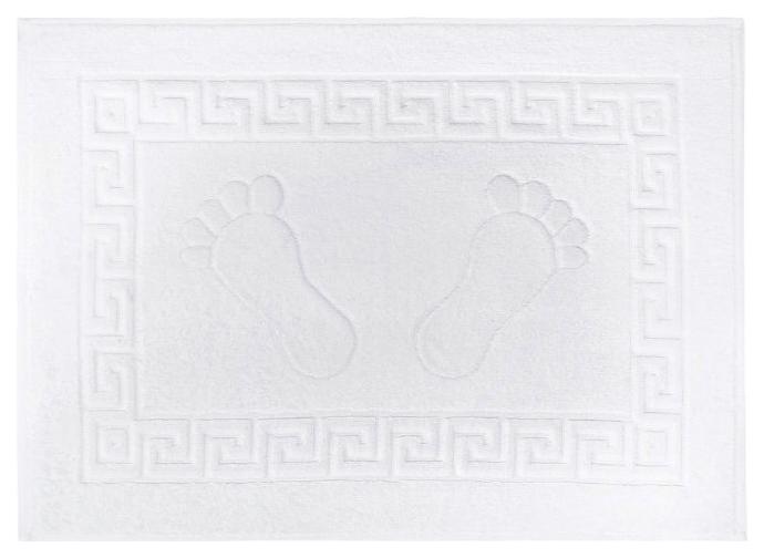 Коврик для ванной Arya Otel ar84398 Белый
