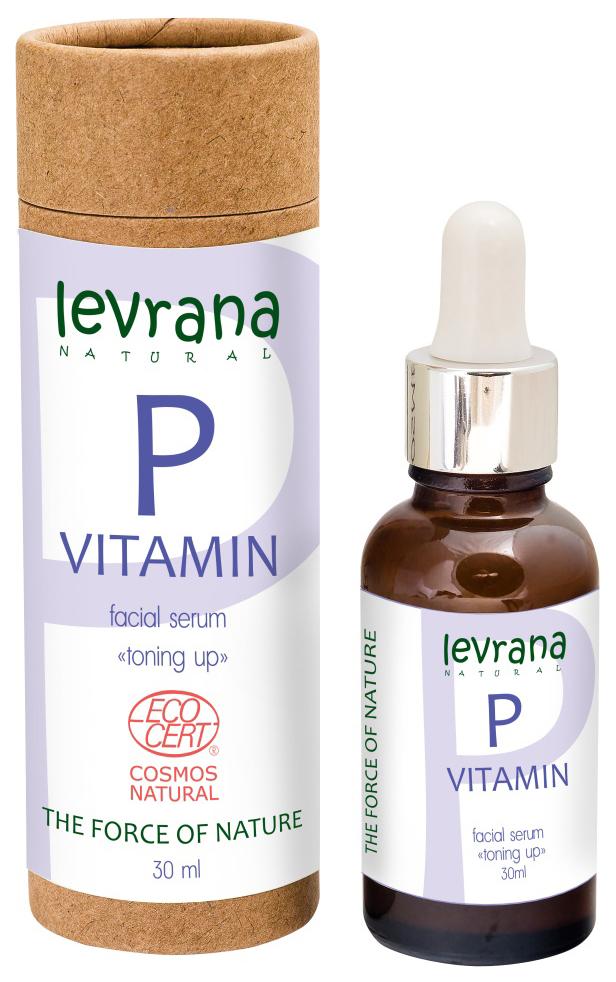 Купить Сыворотка для лица Levrana Витамин P 30 мл